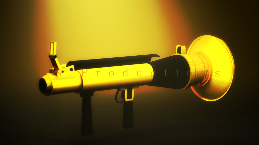 Rocket Launcher | TF2 (Remodeled) by DS-Productions2