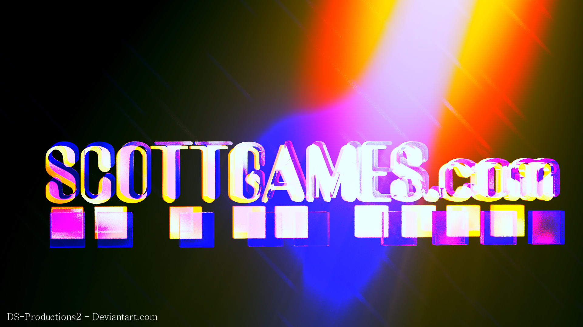SCOTTGAMES.com logo | Remodeled by DS-Productions2