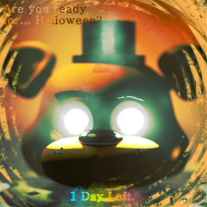 1 Day left | FNaF by DS-Productions2