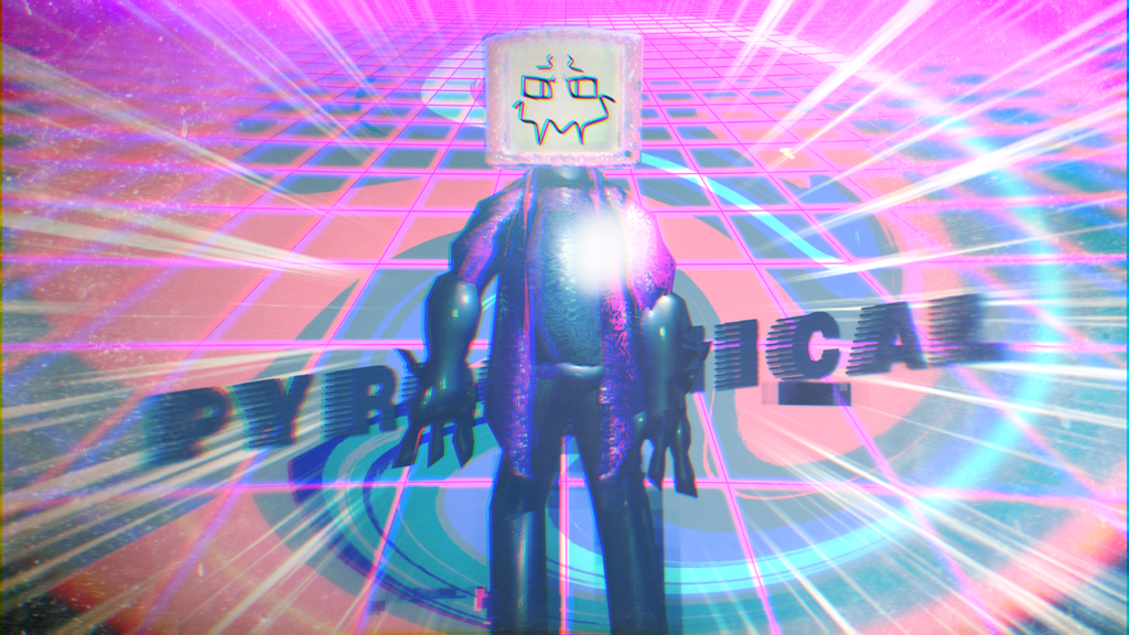 Pyrocynical | 3D Model by DS-Productions2