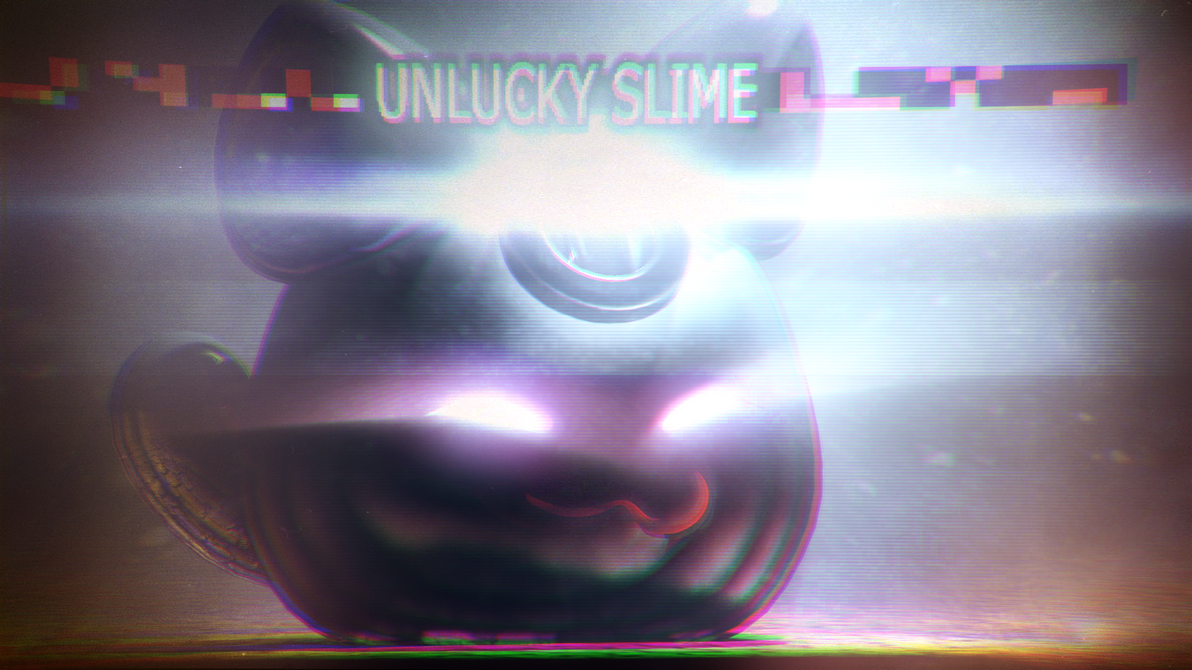 Unlucky Slime by DS-Productions2