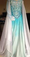 Elsa- queen of ice