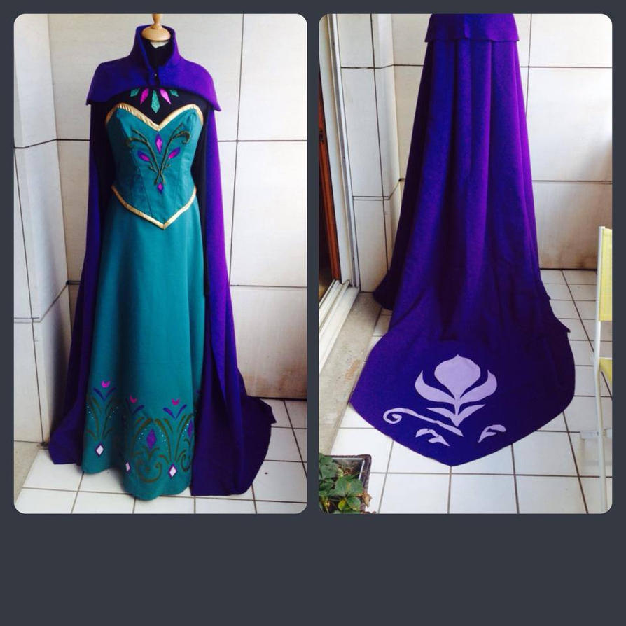 Elsa coronation dress buy