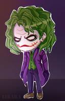 Joker by Likara01