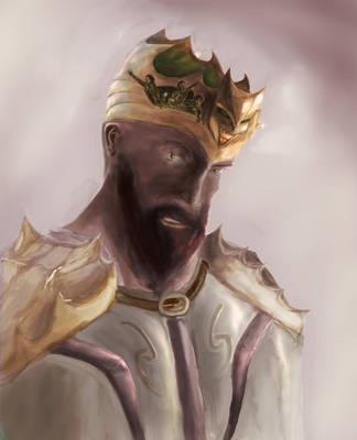 The King by RaczTamas