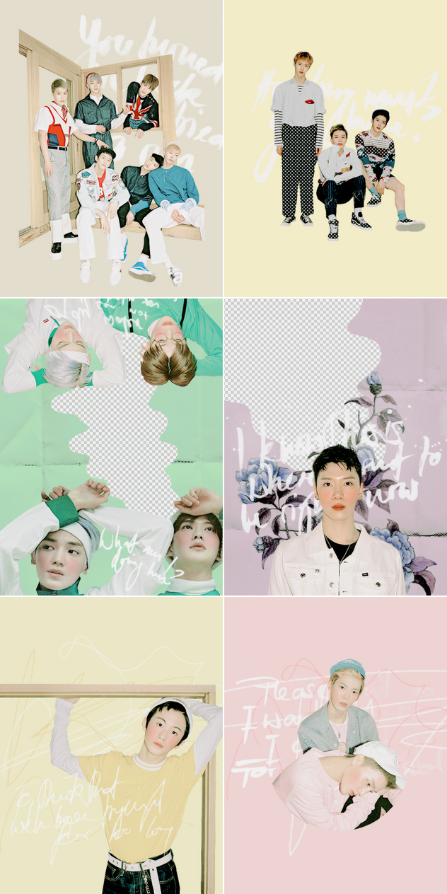 NCT U for Star1 Magazine