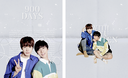 900 Days With YuTen by baemilks