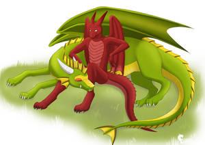 Sleeping on a Dragon