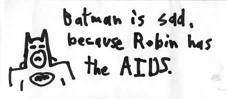 Pobrecito Batman