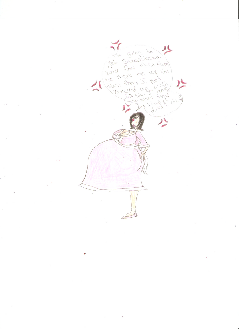 May-ternity: Pregnant Starjem by KOlover12