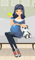 Maternity Outfit 35