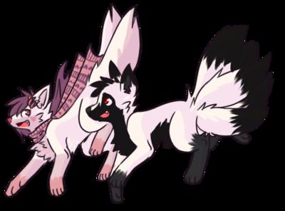 Run By She-Foxy by TaruKitsune