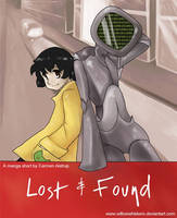 Lost and Found Cover by WillowWhiskers