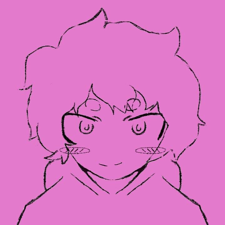 First phone sketch by neko78901