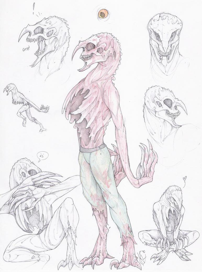 Vlach The Sentient Stalker by RaptorBarry