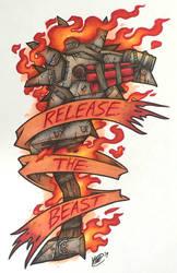 Krieg Release The Beast