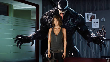 Venom Hungry For Maggie Rhee by MissThor
