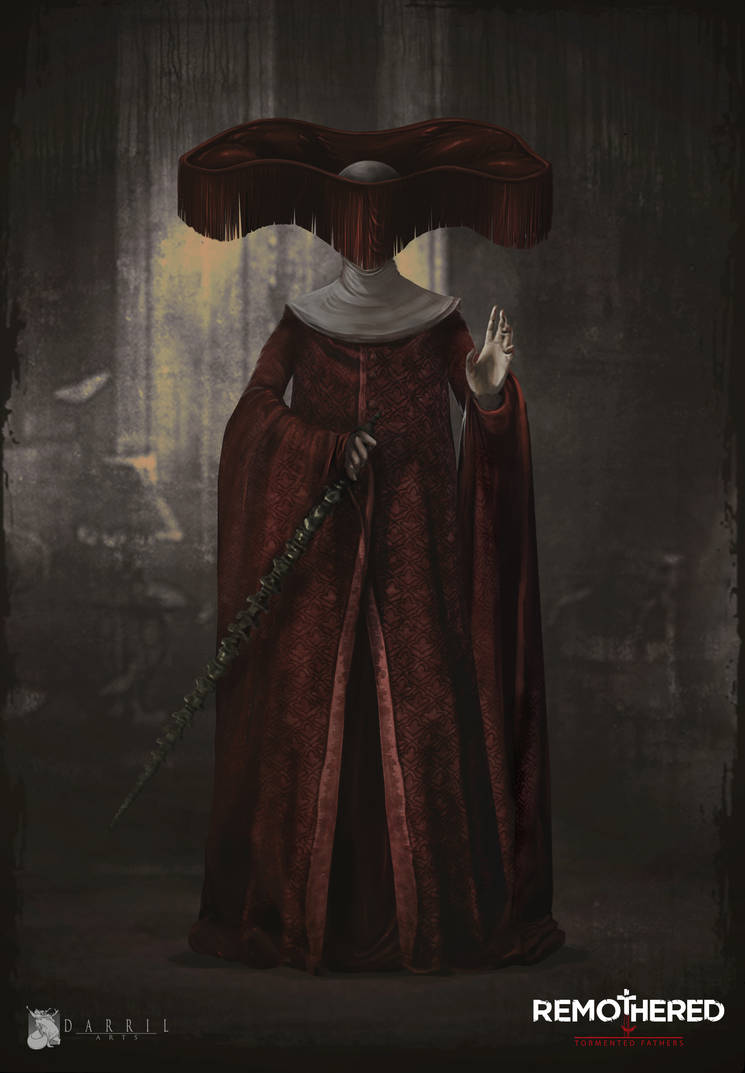 REMOTHERED: Tormented Fathers - Red Nun
