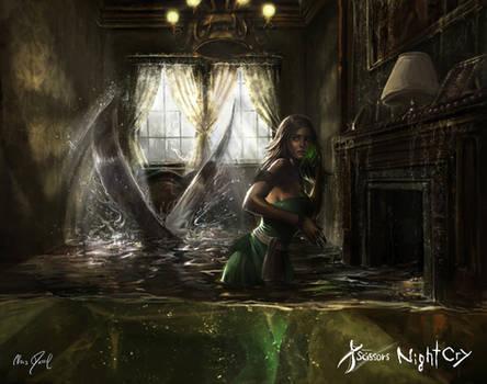 Project Scissors: NightCry - From underwater