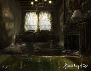 Project Scissors: NightCry - (Background)
