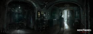REMOTHERED: Tormented Fathers - Preliminary Hall