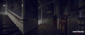 REMOTHERED: Tormented Fathers - Stairs (Concept)
