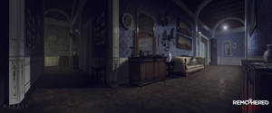 REMOTHERED: Tormented Fathers - EastWing (Concept)