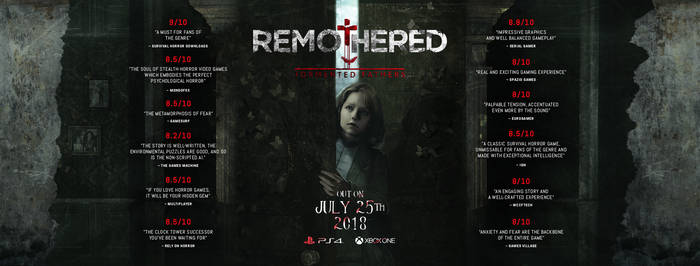 REMOTHERED: Tormented Fathers - PS4 XboxOne Launch