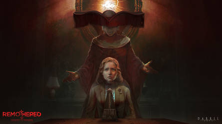 REMOTHERED: Tormented Fathers - Launch Promo Art