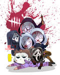 DBD - White Mask Family