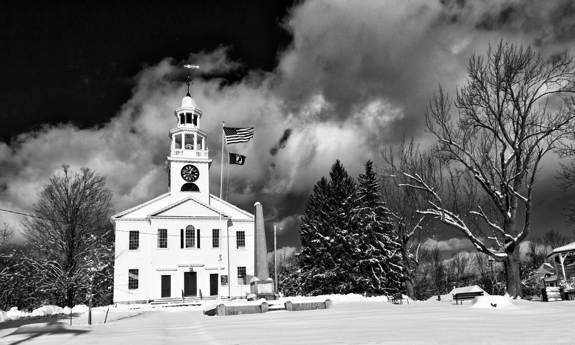 first parish church by eDDie-TK