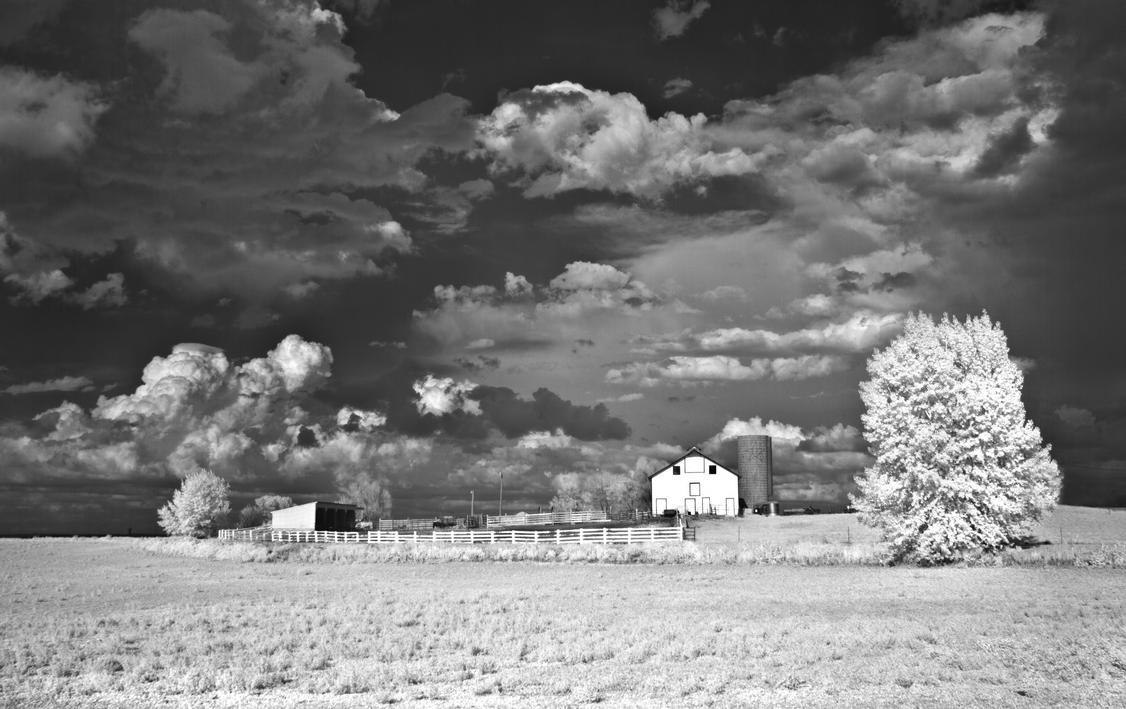 the Lebsack Farm - IR by eDDie-TK