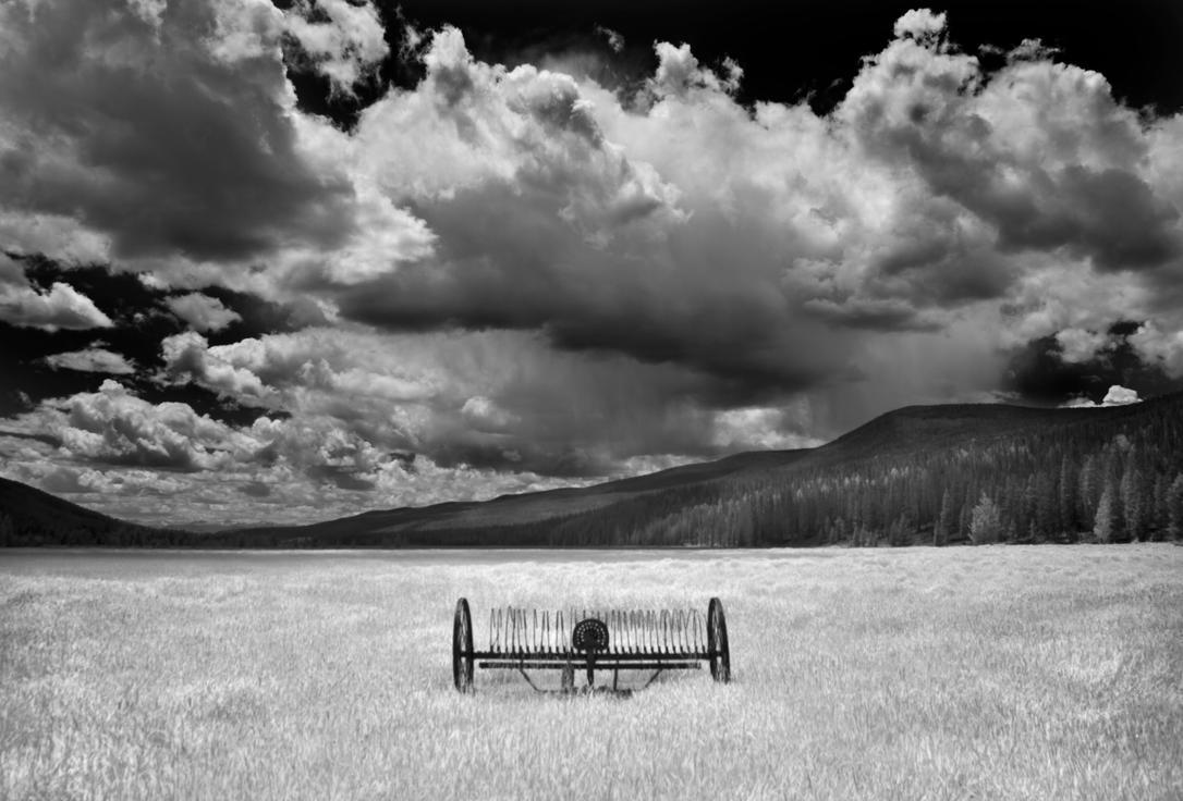the old rack by eDDie-TK