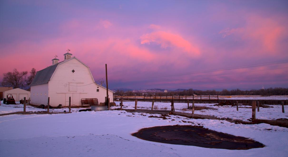 the weber barn by eDDie-TK
