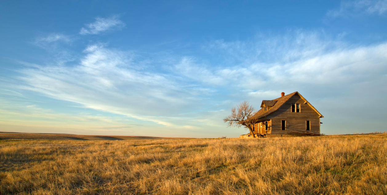 the Last Chance House by eDDie-TK