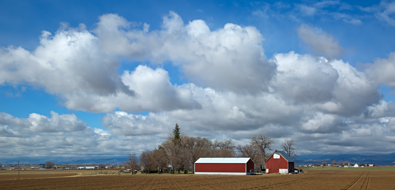 the Spaur Farm by eDDie-TK