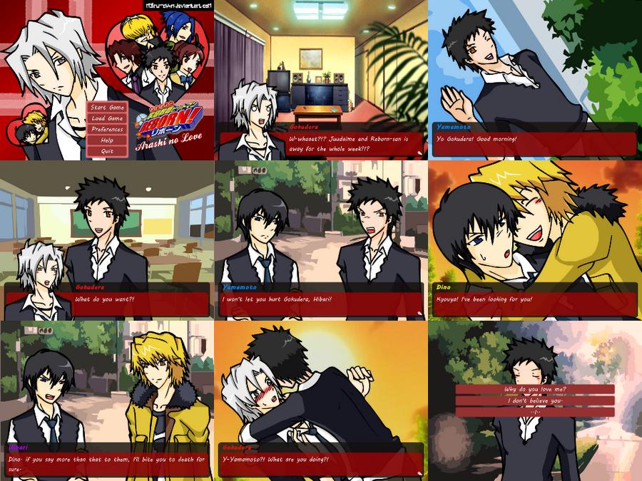 Arashi no Love DEMO
