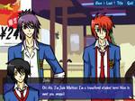 Tales Of Y-Gakuen - Simulation Screenshot