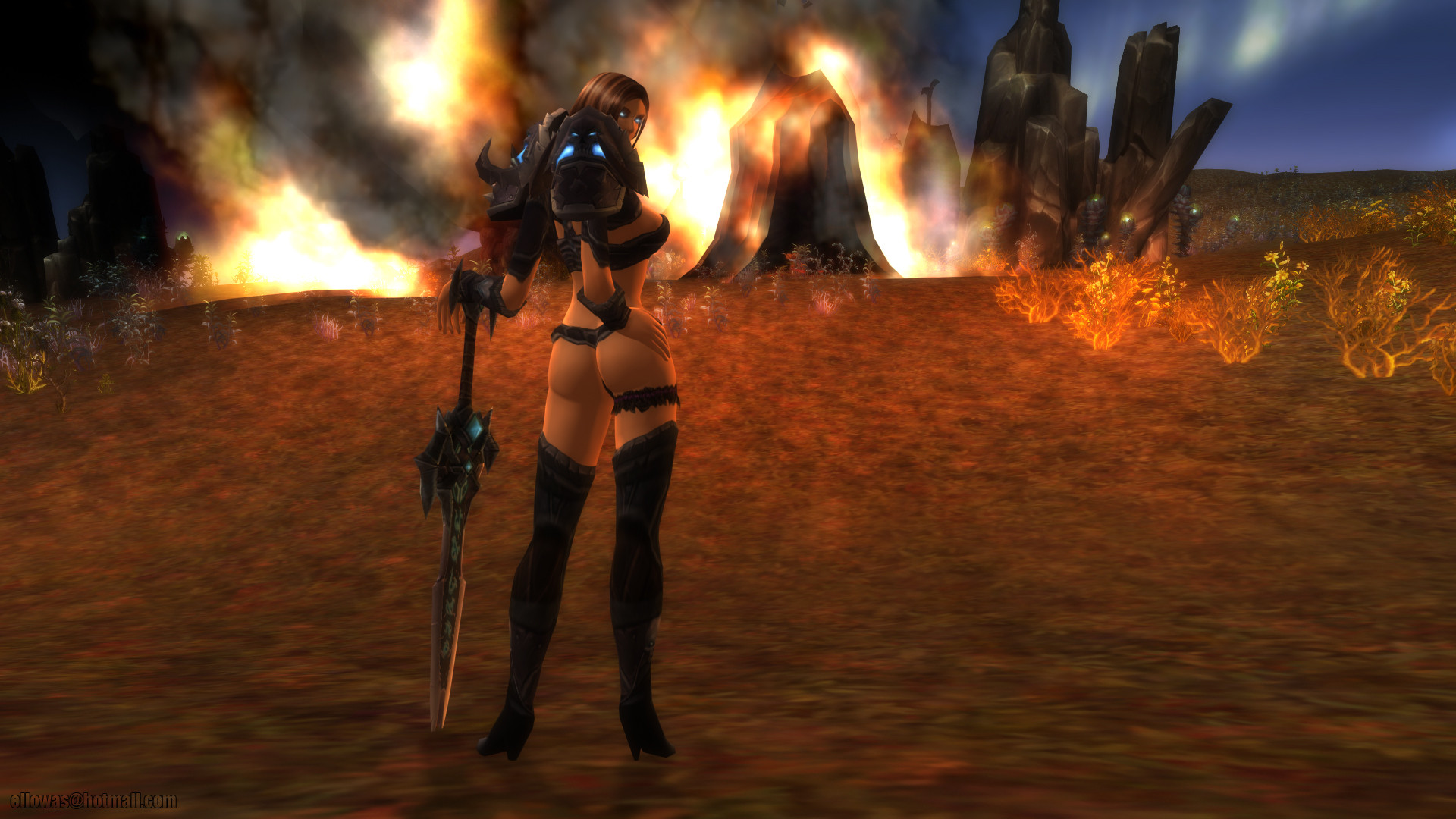 Wow death knight sexy porn adult tube