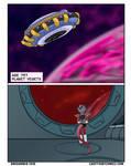 Unguarded Webcomic Prologue Page 1