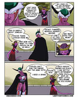 Unguarded Webcomic Ch. 2 Page 8 by ladytygrycomics