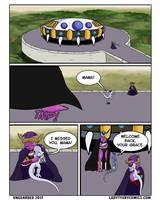 Unguarded Webcomic Ch. 2 Page 36 by ladytygrycomics