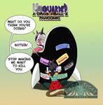 The Pest by ladytygrycomics