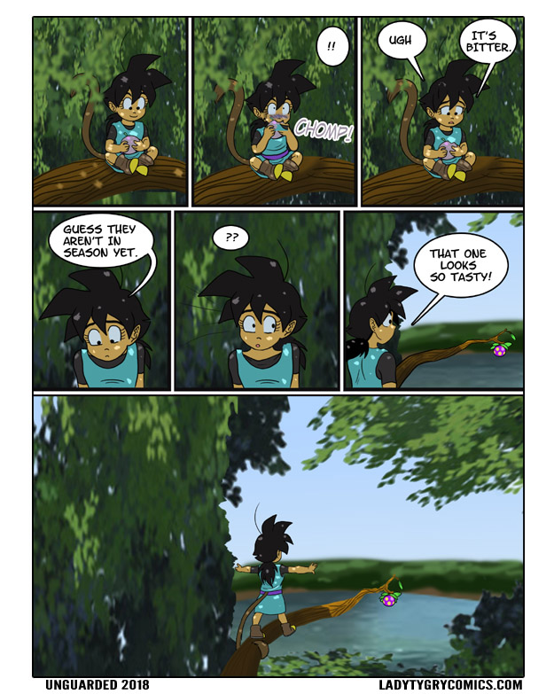 Unguarded Ch.4 Page 40 by ladytygrycomics