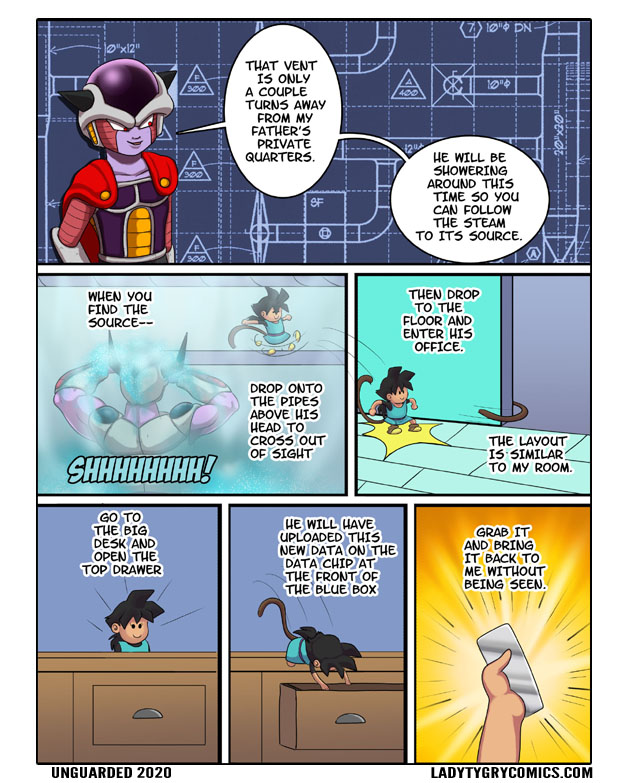Steam Community Add Roblox Oof Here Unguarded Ch 8 Page 12 By Ladytygrycomics On Deviantart