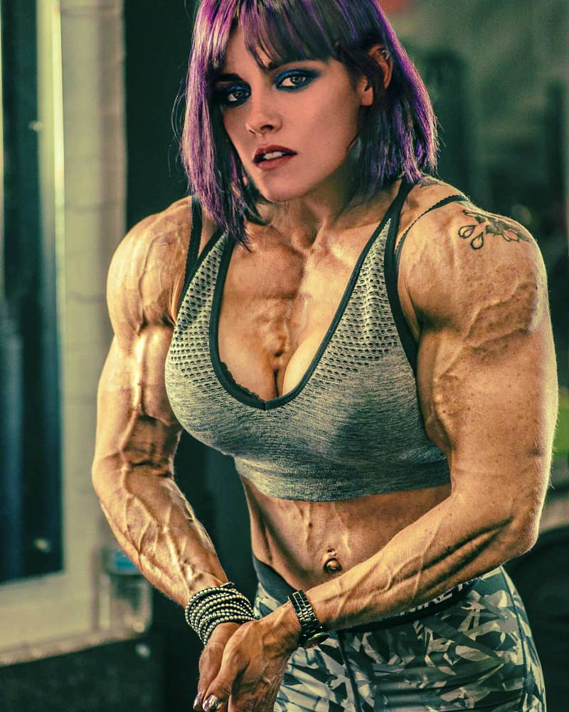 Kristen Stewart Bodybuilding