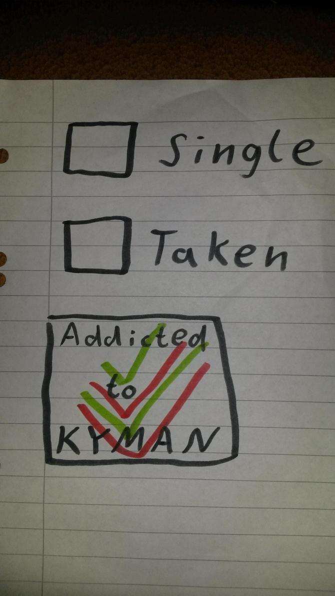 single, taken, etc... by Schrucy