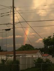 Rainbow by Hoodie-Masky