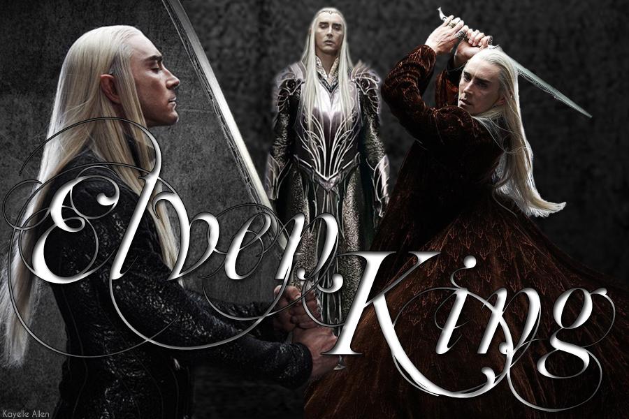 Elven King Armor by kayelleallen