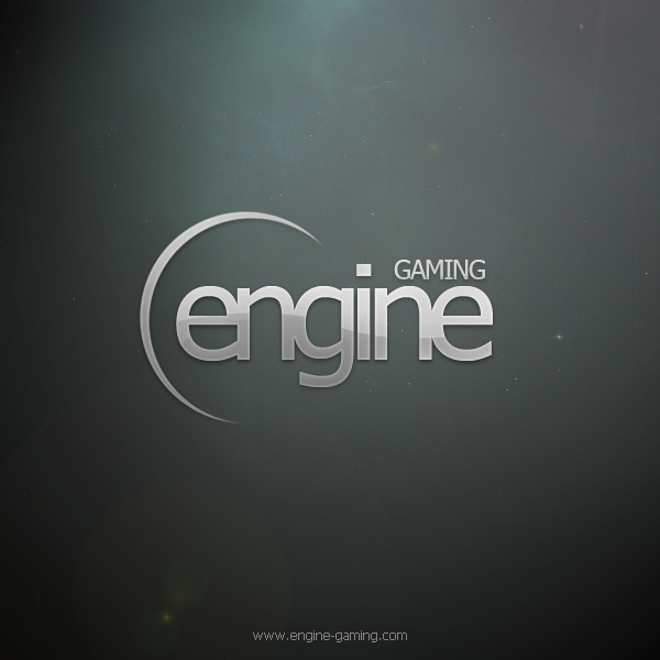 Engine Gaming Logo by deoxgfx
